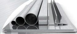 hliníkové profily bez povrchovej úpravy